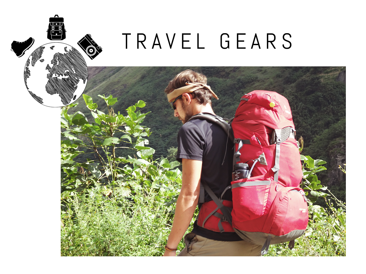Travel Gears Advice
